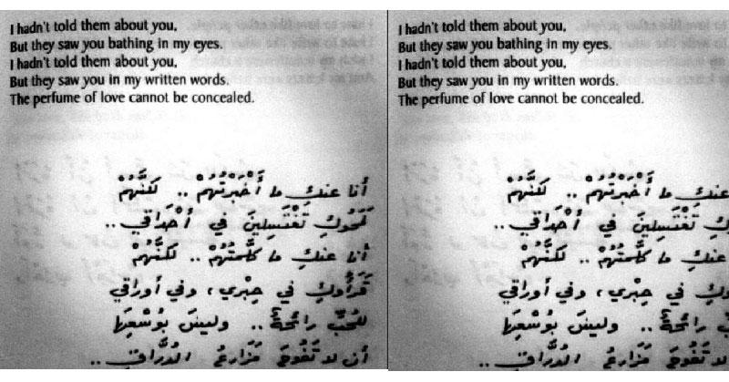 puisi cinta ini membuktikan cara orang arab kuno mengungkapkan