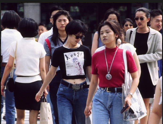 the south korean obsession with looks Behind south korean cosmetic surgery: its historical causes and its intertwined relationship with such obsession with cosmetic surgery in korea has invited an.