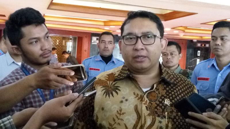 Wakil Ketua Partai Gerindra Fadli Zon