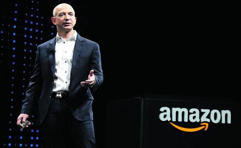 Foto: Jeff Bezos (Reuters)