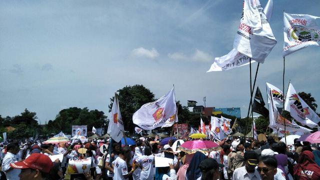 Gerindra DKI Jakarta (Foto: Fadel Prayoga)