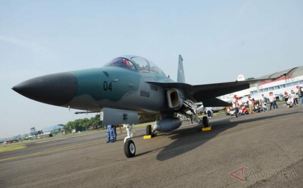 HUT Ke-72, TNI AU Harus Mengembangkan Sistem Pertahanan Udara
