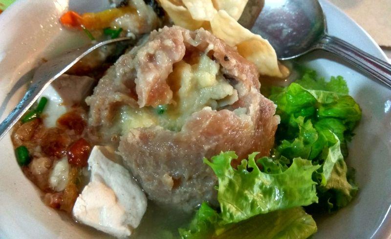 Yuk Nikmati Kuliner Bakso Durian Unik Di Bojonegoro Okezone Lifestyle