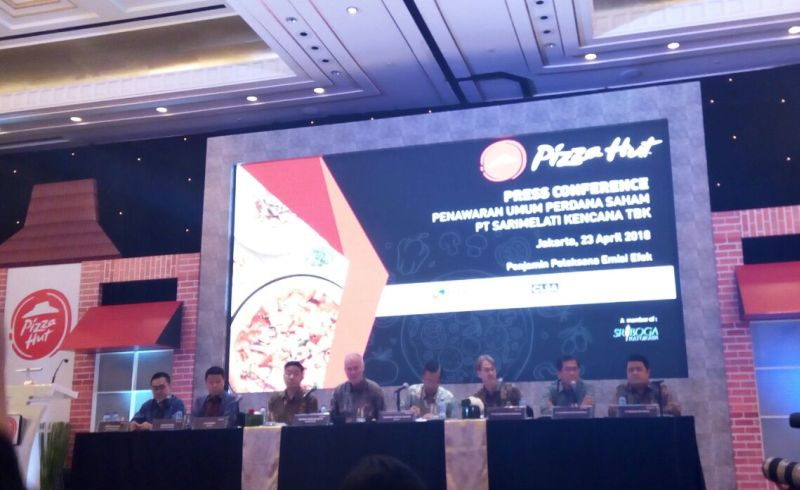 IPO, Pizza Hut Tawarkan Saham di Rp1.100-Rp1.350 : Okezone Economy Okezone Ekonomi https: img-z.okeinfo.net content 2018 04 23 278 1890270 ipo Paparan IPO Pizza Hut.