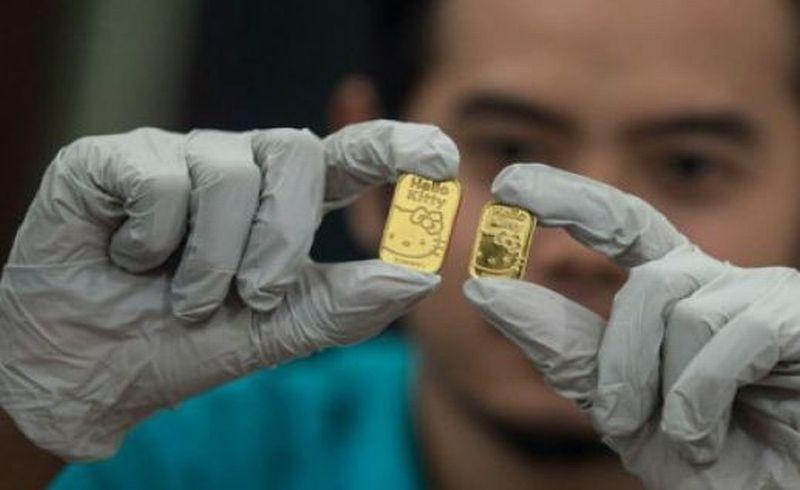 Harga Emas Antam 1 Gram Dijual Rp660000 Okezone Economy