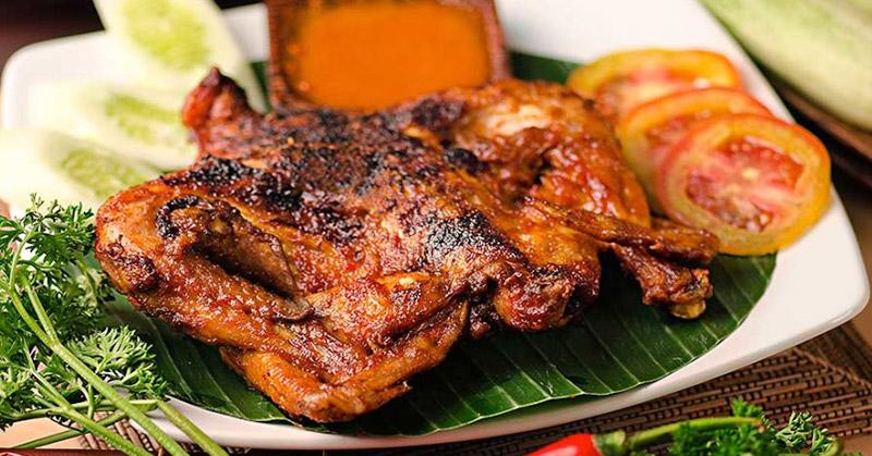Mau Makan Apa Malam Ini Yuk Bikin Ayam Bakar Padang Atau Ayam