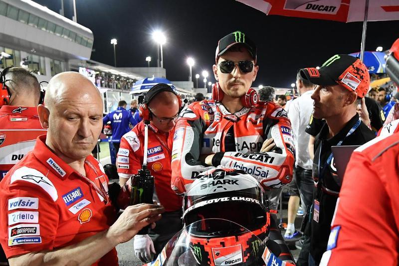Lorenzo Sesumbar Akan Kalahkan Honda di Sirkuit Jerez