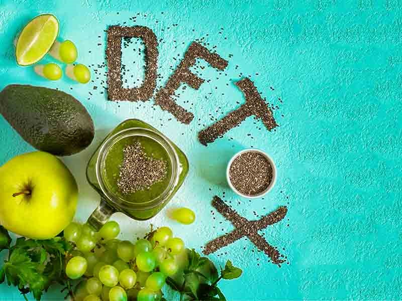 Tips Diet Detoks untuk Keluarkan Racun Berbahaya dalam Tubuh ...