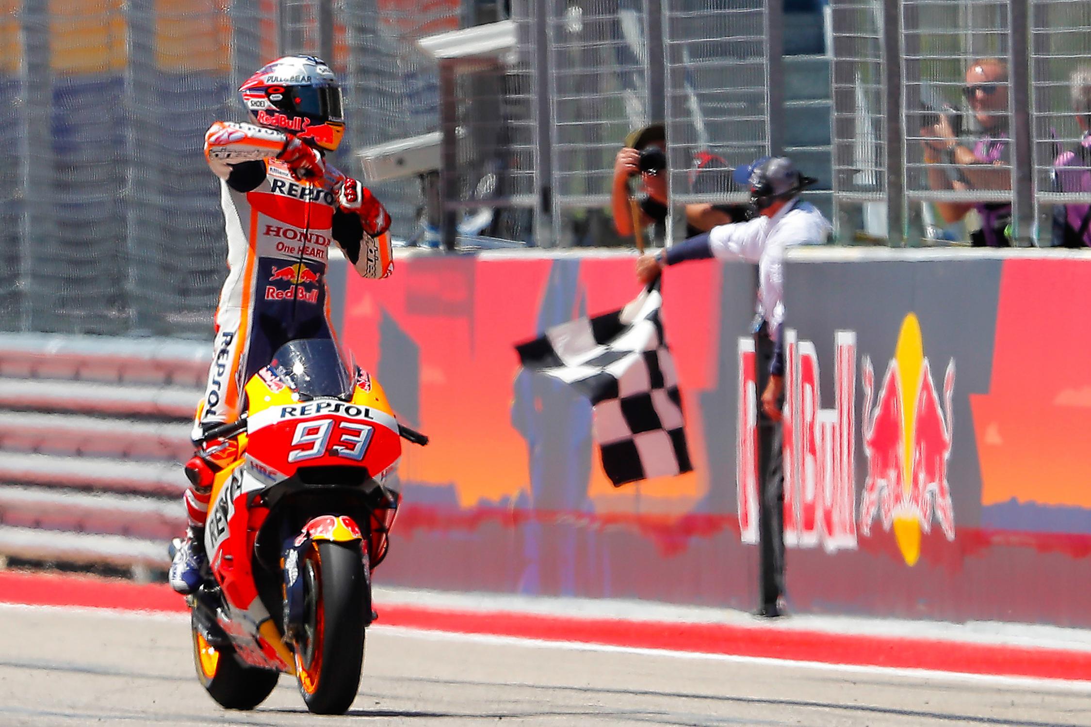 Marc Marquez, Repsol Honda, MotoGP 2018