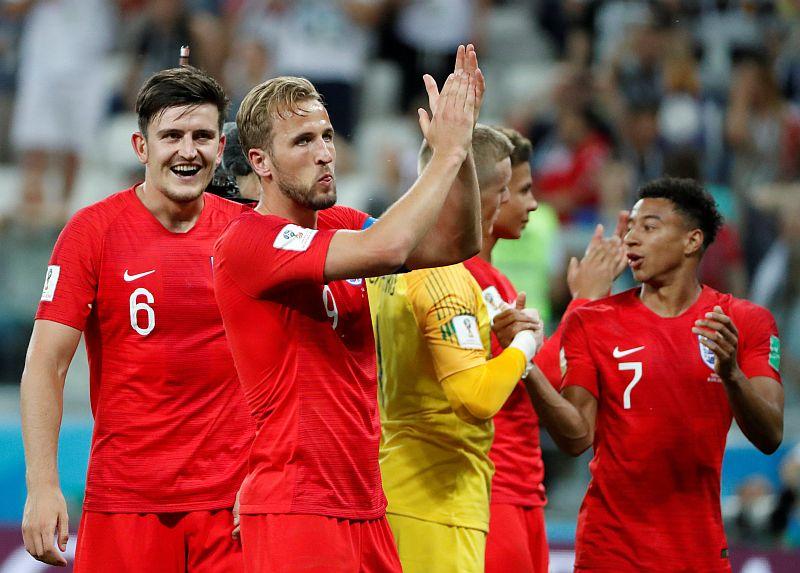 Inggris Optimis juara Piala Dunia