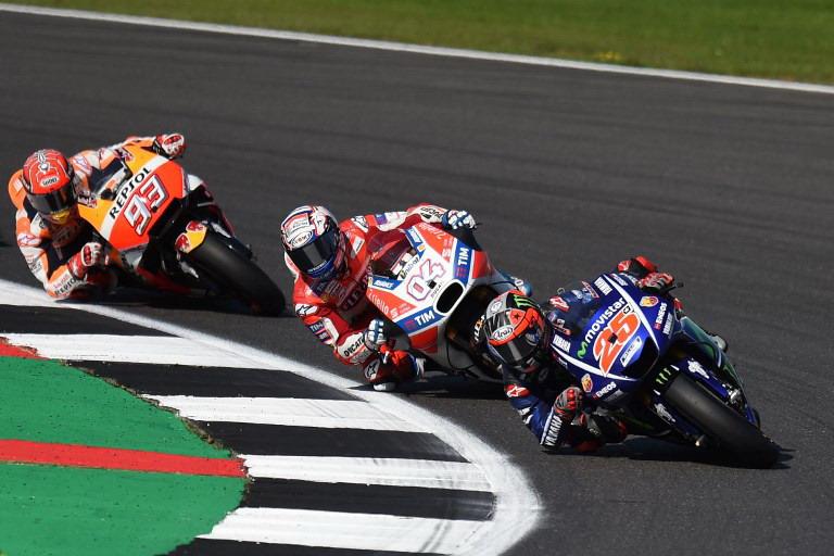 Komentari Sirkuit Silverstone, Pembalap F1 Ini Kasihan dengan Rider MotoGP