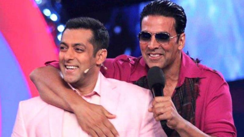 Akshay Kumar dan Salman Khan Masuk Jajaran Artis dengan Bayaran Tertinggi Dunia