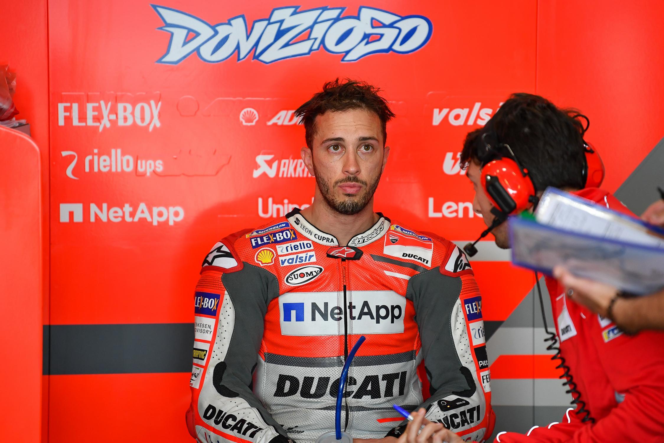 Dovizioso Anggap Ducati Bisa Bersaing di MotoGP 2018