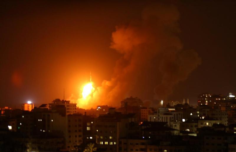 https: img.okeinfo.net content 2018 08 09 18 1933967 dihujani-150-rudal-hamas-israel-lancarkan-serangan-ke-gaza-ZpDDaXom9H.jpg