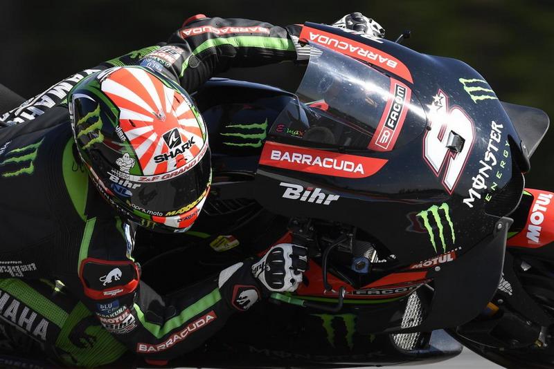 Zarco Siap Comeback di MotoGP Austria 2018