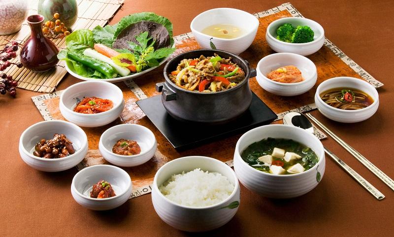 Icip Icip Kuliner Korea Halal Di Lokasi Perhelatan Asian Games