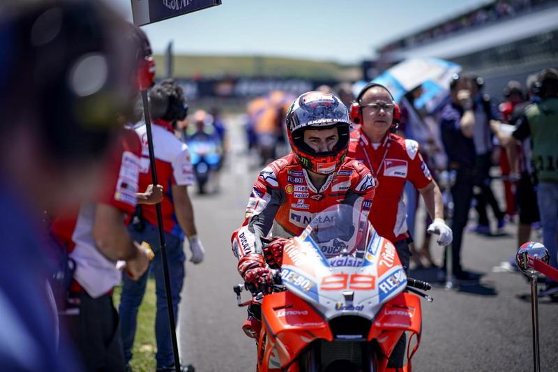 Gabarrini: Lorenzo Masih Berpeluang Juarai MotoGP 2018