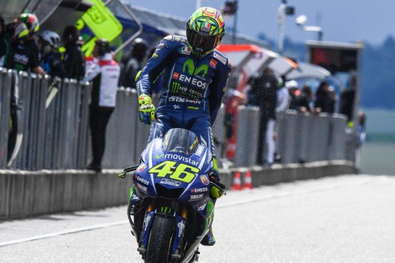 Rossi Ejek Keputusan Baru Pihak Penyelenggara MotoGP