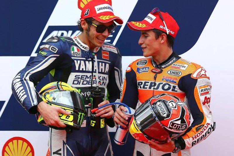 Agostini: Hubungan Marquez-Rossi Bukan Hal Penting