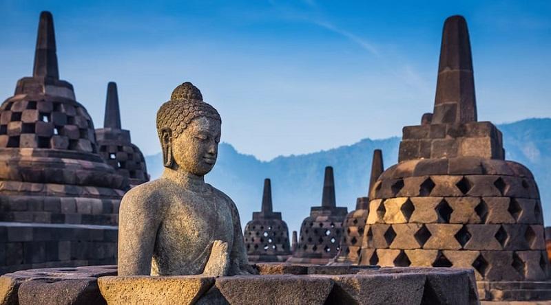 Wisata Candi Borobudur Targetkan Kunjungan Wisatawan Dari