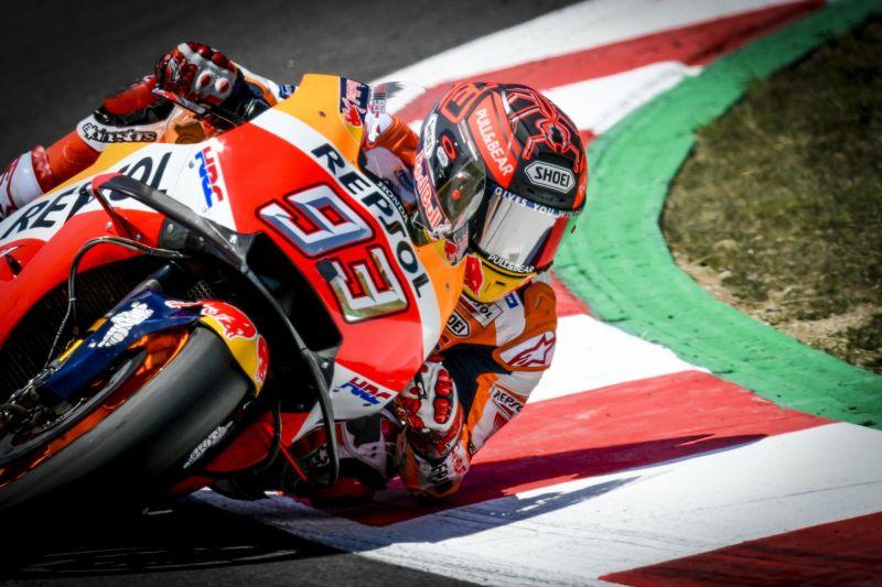 Hasil Sesi Latihan Bebas Dua MotoGP Aragon 2018
