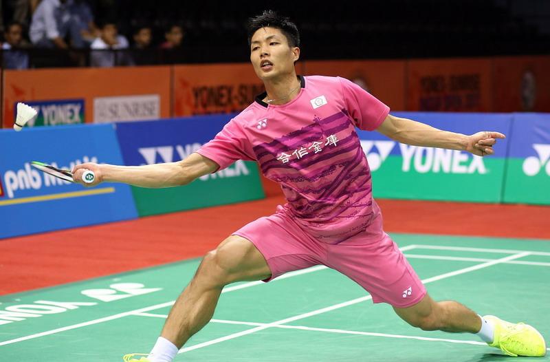 Chou Tien Chen Jadi Lawan Wakil Indonesia di Final Korea Open 2018