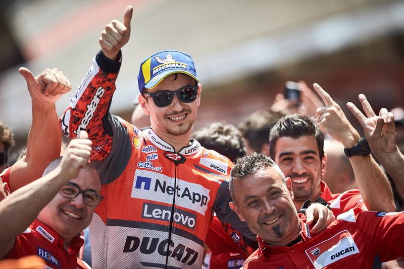 Lorenzo Jamin Takkan Kalah Saing dengan Pembalap Lain di MotoGP 2019