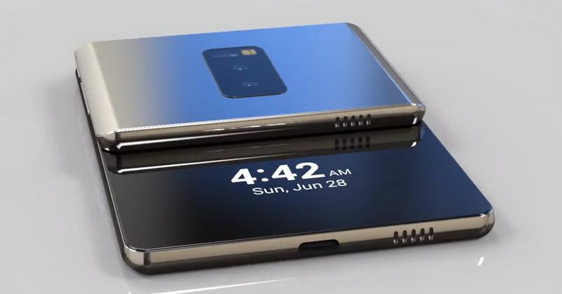 Samsung Luncurkan Ponsel Lipat Galaxy F Pada 2019 Okezone Techno