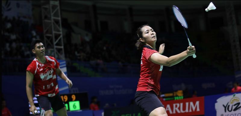 Alfian/Gischa Jadi Wakil Indonesia Tersisa di Final Taiwan Open 2018