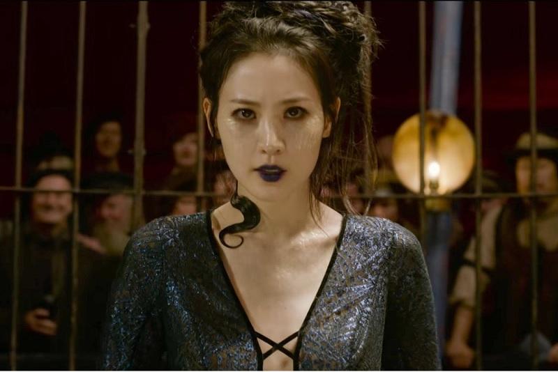 Https Img O Okeinfo Net Content    Dikritik Claudia Kim Sebagai Nagini Di Fantastic Beasts