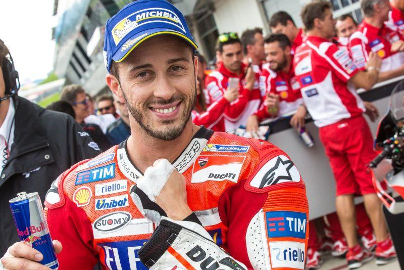 Dovizioso Siap Tempur di MotoGP Malaysia 2018