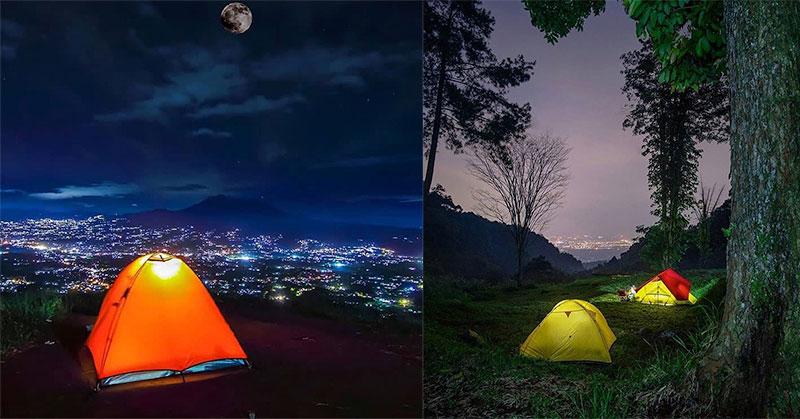 Bingung Liburan Ke Mana Yuk Coba 5 Tempat Camping Seru Di