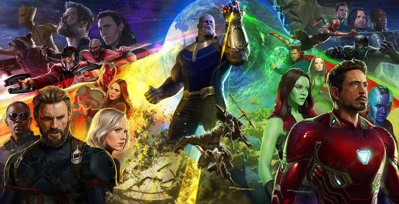 Avengers: Infinity War Raih Trofi Film Laga Terbaik dari PCA 2018