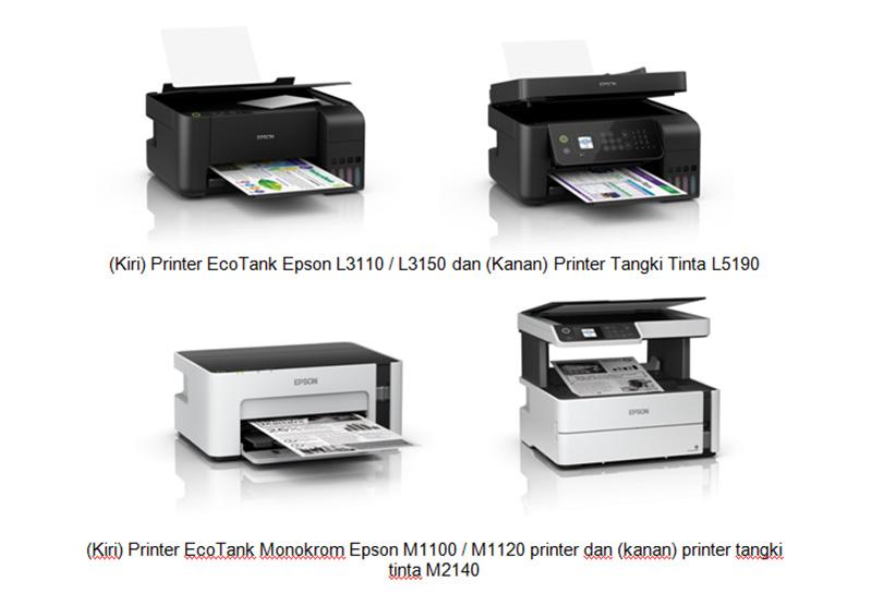 Epson Luncurkan Printer EcoTank : Okezone techno