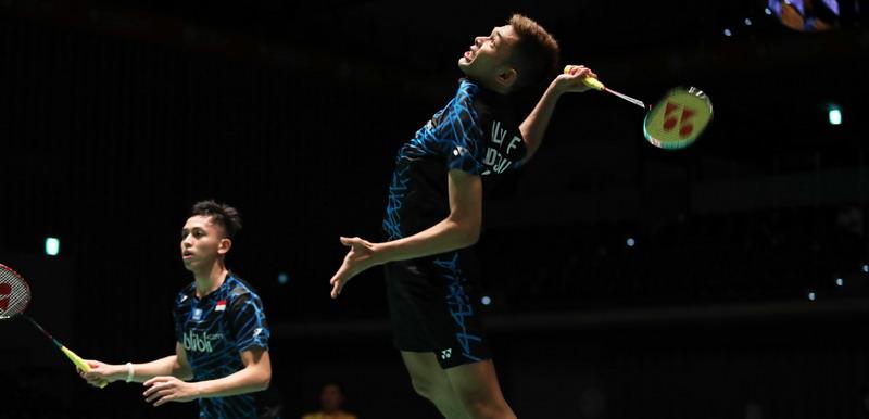 Rekor Pertemuan Fajar/Rian vs Lee Jhe-Huei/Lee Yang
