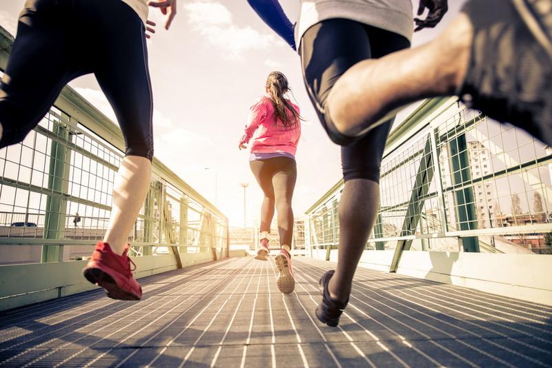 Anda mungkin tak menyadari irama napas Anda yang mengikuti gerakan langkah saat berjalan.