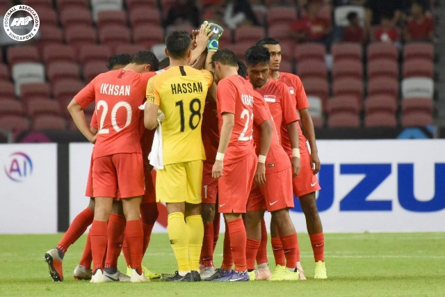 Singapura Gagal di Piala AFF 2018, Fandi: Kami Sudah Berusaha!