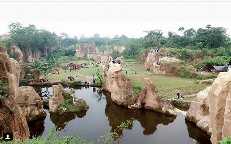 Spot Wisata Yang Instagramable Di Tangerang Selatan Banyak