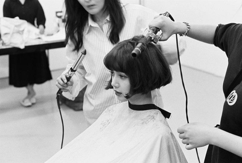 Heboh Lisa Blackpink Tampil Dengan Model Rambut Terbaru Asli Atau