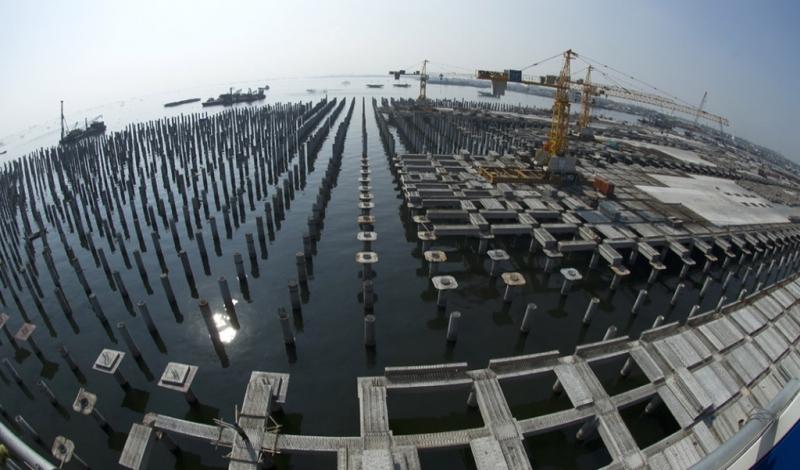 Image result for proyek pelabuhan