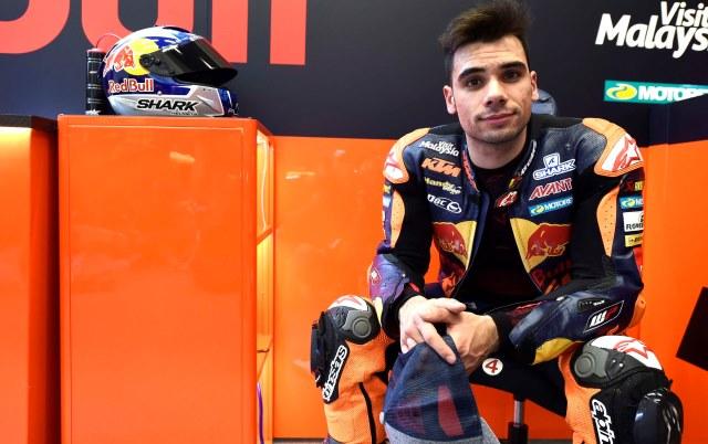 Oliveira Yakin Tampil Kompetitif Bersama KTM