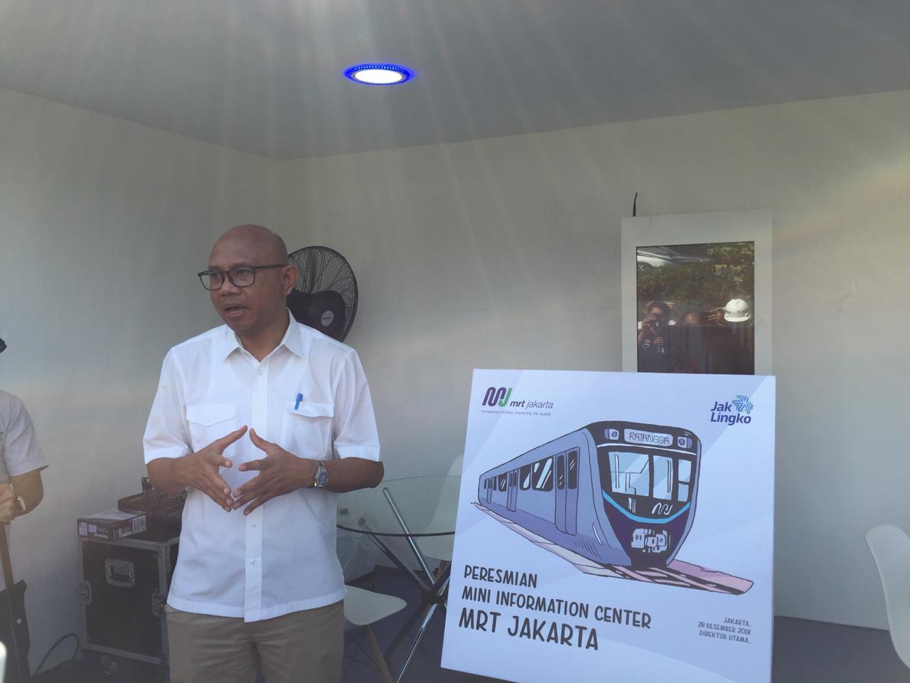 3 Stasiun Mrt Jakarta Sudah Diberi Nama Apa Saja Okezone Economy