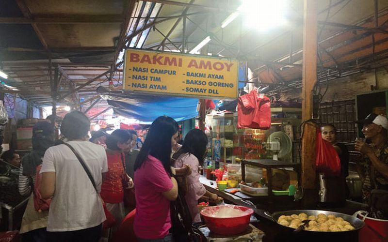 Kawasan Glodok Surganya Kuliner Pecinan Okezone Lifestyle