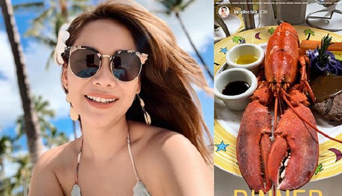 https: img.okeinfo.net content 2019 01 02 298 1999036 liburan-ke-hawaii-bunga-citra-lestari-cicipi-lobster-raksasa-3sAxxEZ7pc.jpg