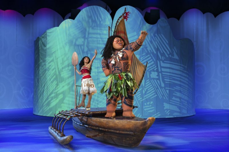 Siap Siap Disney Akan Bawa Pertunjukan Moana Dan Toy Story Ke