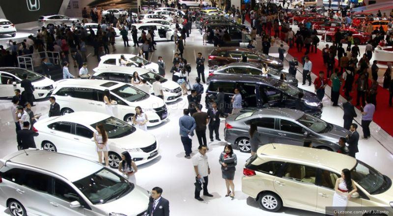 para tamu bisa mendapatkan doorprize mobil sport, motor, dan perlengkapan elektronik lainnya.