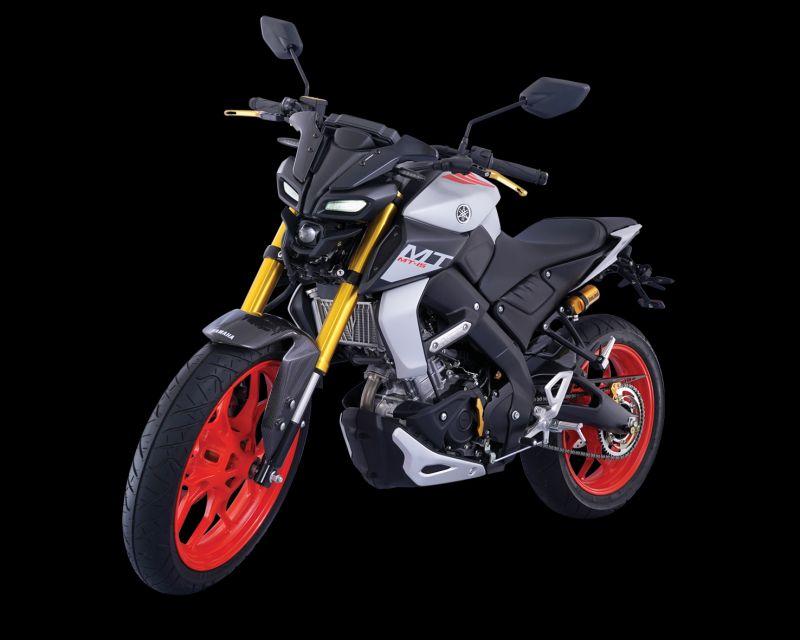 Ini Sepeda Motor Yamaha Yang Telah Dipasarkan Selama 2