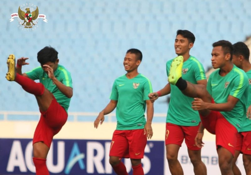 Jadwal Live Streaming Timnas Indonesia U 23 Vs Vietnam Di Okezone