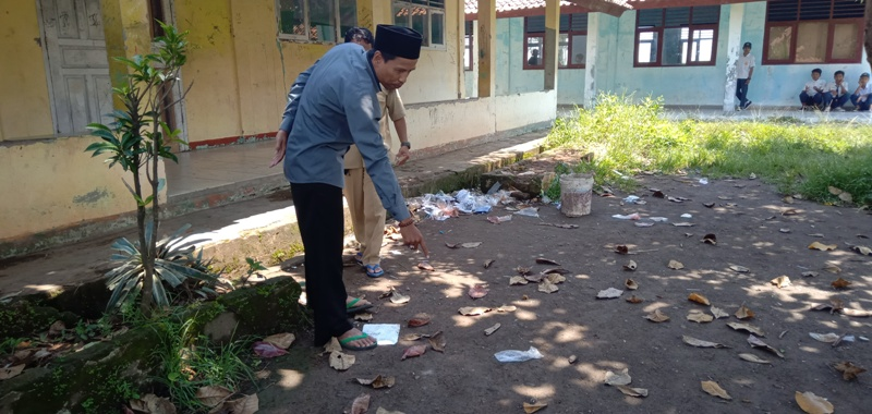 Siswa Smp Di Cirebon Alami Patah Tulang Usai Ditarik Guru Bk