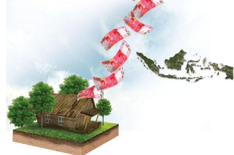 Dana Desa (Shutterstock)